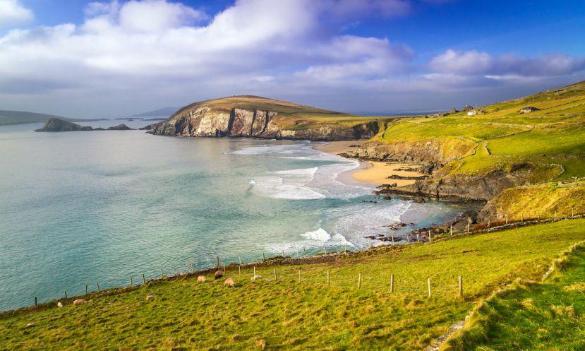 Paddle Boarding County Kerry, Ireland
