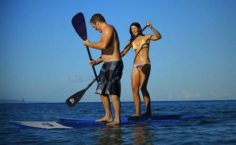 10 SUP Tips for Your First Time on the Water