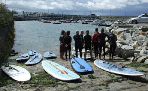ASI Stand Up Paddle Instructor Course - Portugal