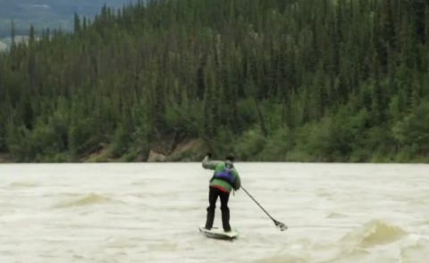 Yukon 383 SUP Film Teaser Released