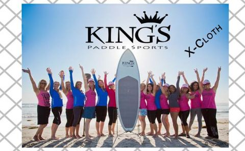 Crossover SUP Giveaway At SUP Chicks Fundraiser