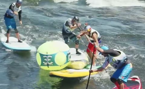 Awesome Payette River Games Highlights Video