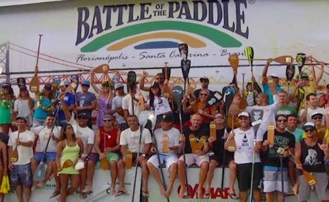 Battle of the Paddle Brazil Video Recap