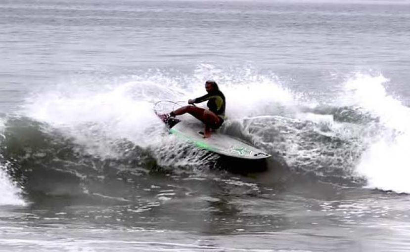 Izzi Gomez Drops New SUP Surfing Edit