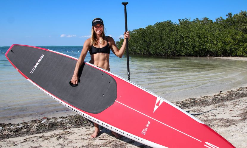 Seychelle Hattingh with her new ride. | Photo via: SIC Maui