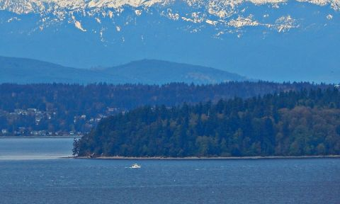Puget Sound. | Photo by Ron Clausen