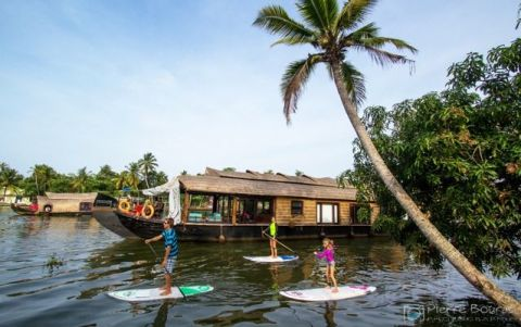 Paddle Boarding India - Part 1
