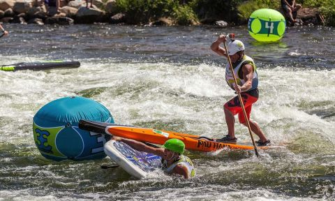 The 2014 Payette River Games was packed with action! | Photo Courtesy: Payette River Games