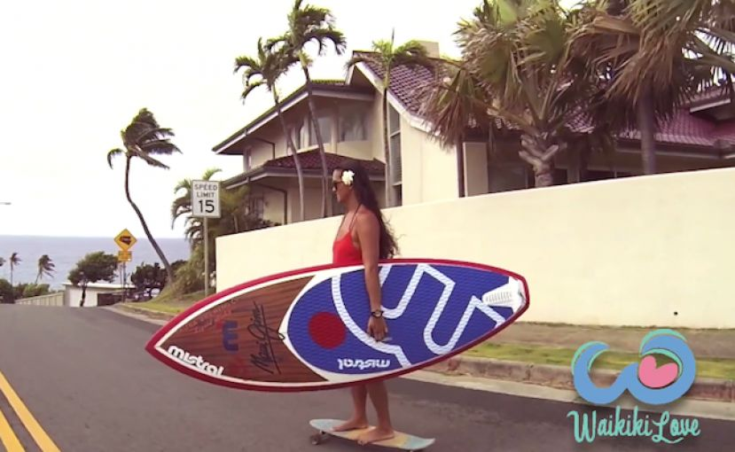 Summer Fun With Mistral Athlete Jenny Lee
