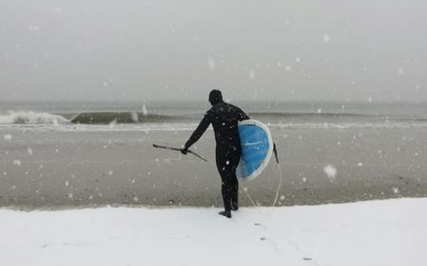 Tips For Paddling In Winter