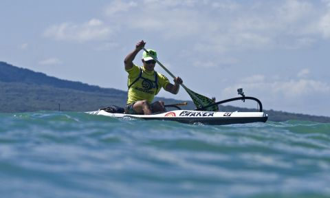 Danny Ching (USA) takes out first discipline race at The Ultimate Waterman. | Photo courtesy: The Ultimate Waterman