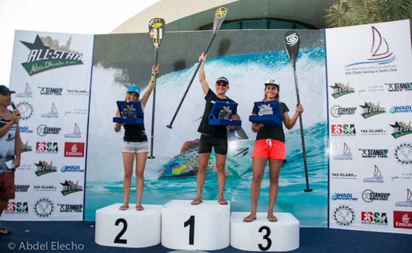 Lenny & Augaitis Win at Abu Dhabi World Series
