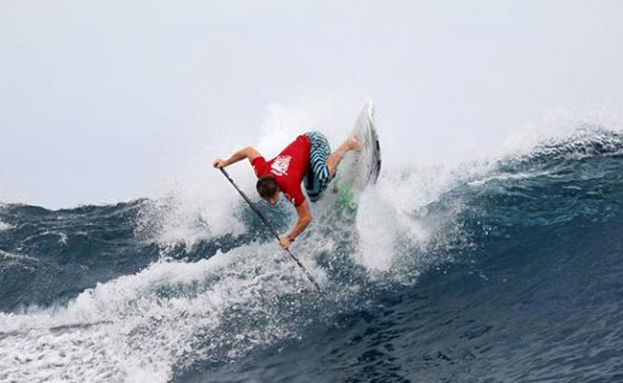 Sean Poynter storms to victory at the 2012 Sapinus Pro