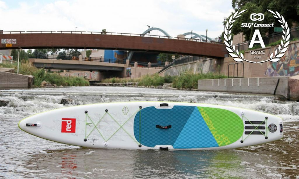 Red Paddle Co Voyager
