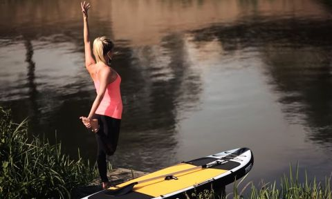 Jobe has translated its standup paddling philosophy into a video they just released called 'The Jobe SUP philosophy.'