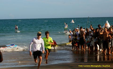 Connor and Angela Win Gold Day 1 at Alagoas