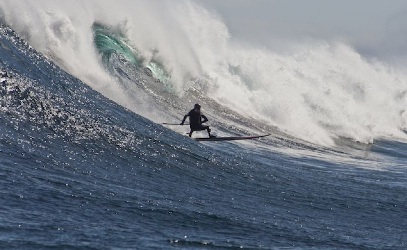 5 Tips For SUP Surfing Big Waves