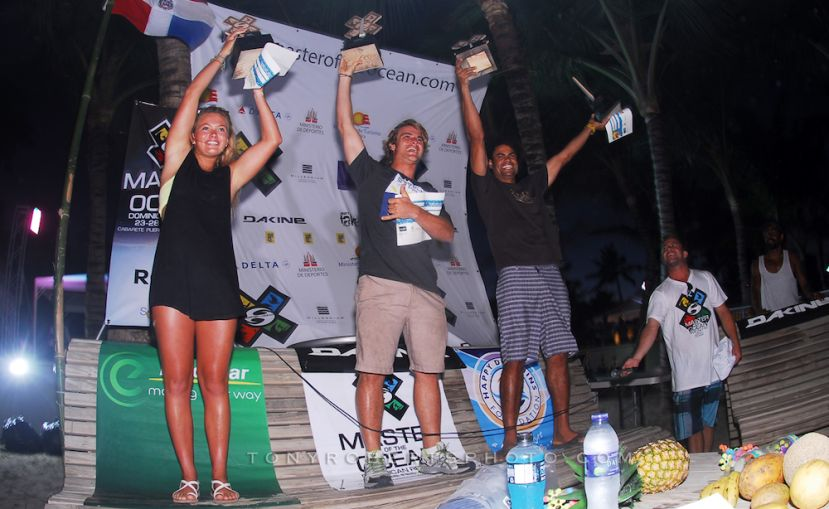 Zane Schweitzer took his 2nd consecutive Master of the Ocean Title. | Photo Courtesy: Master of the Ocean