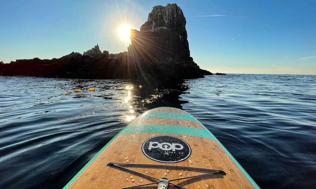 The Best Tech For Recording Your SUP Adventures
