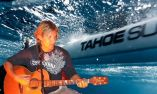 John o'Connor, the newly signed Tahoe SUP sales representative, is an avid guitar player but vows not to quit his day job anytime soon