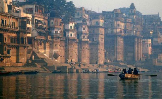 Paddling for Life in the Ganges River, India