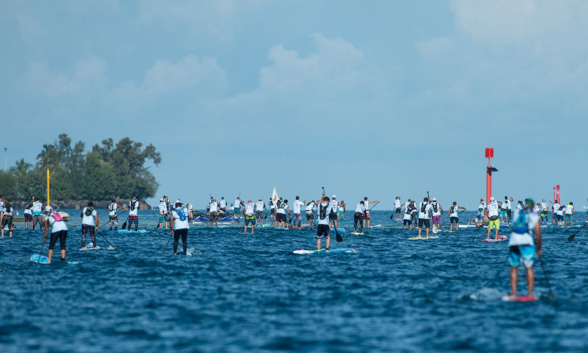 Air France Paddle Festival 2018. | Photo: Paddle League / Georgia Schofield