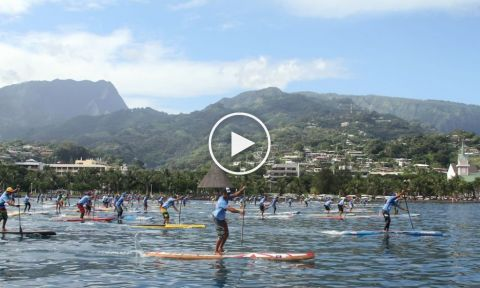 Air France Paddle Festival 2017 Live Webcast