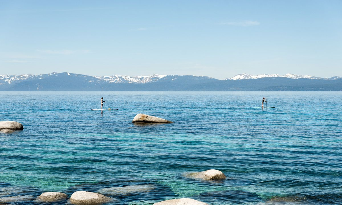 Lake Tahoe. | Photo: Shutterstock