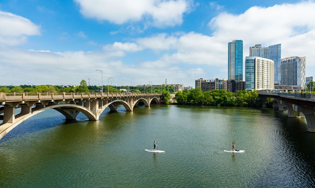Top SUP Fishing Spots In Texas
