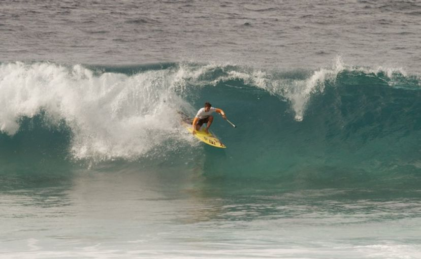 Kai Lenny Wins At Da Hui Backdoor Shootout