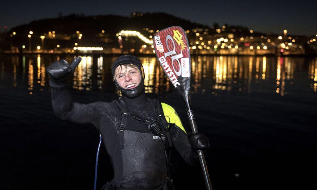 Casper Steinfath Announces 'Viking Crossing' Documentary
