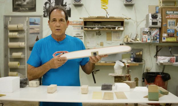Jimmy Lewis Explains Sandwich Construction In Stand Up Paddle Boards