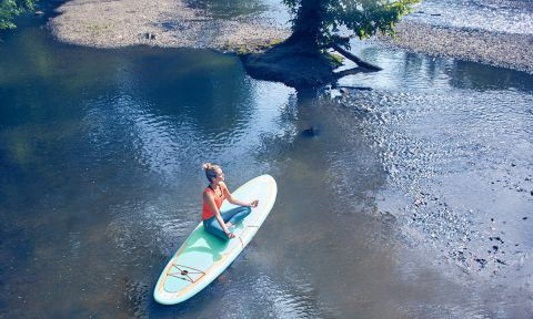 5 Reasons To Stand Up Paddle Your Way To A Fit Body