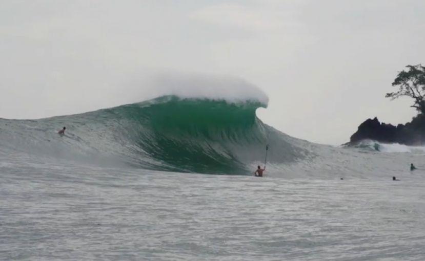 Naish Team Riders SUP Surf Epic Panama