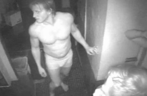 Naked Thieves Steal Paddleboard And Burgers