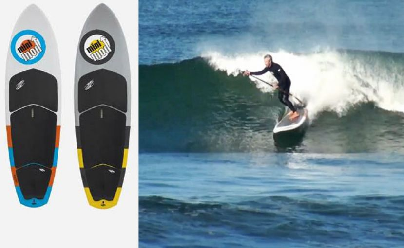 Boardworks Releases the Mini Mod SUP Surfboard