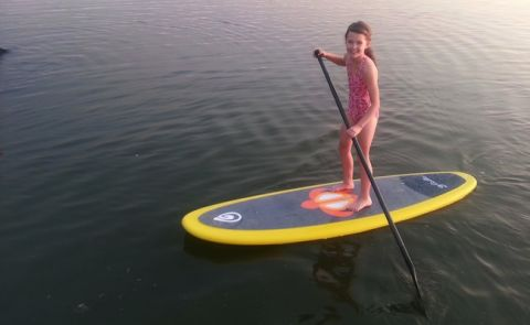Glide Releases The Keiki Kids Stand Up Paddle Board