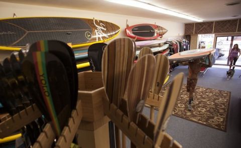 YOLO Board San Diego Finds New Home in Point Loma