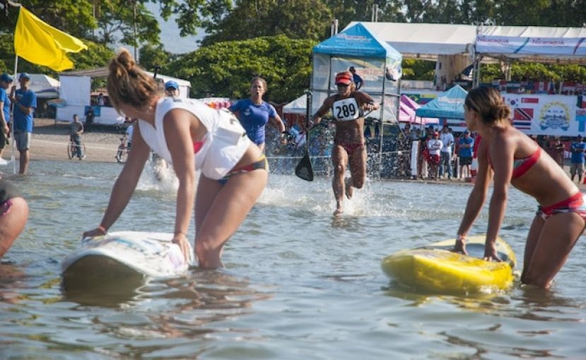 ISA Cooperates With SUPAA On Recent ISA World SUP & Paddleboard Champs