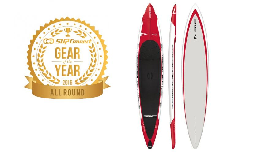 SIC Maui Bullet Series Wins Best All Around In 2016 Supconnect Editor's Choice Award