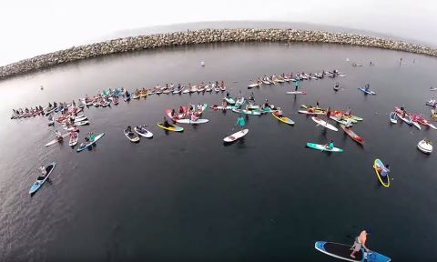 3rd Annual Beyond The Shore Paddlefest Coming To Redondo Beach