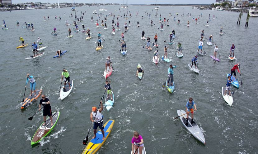 World's Largest SUP Events