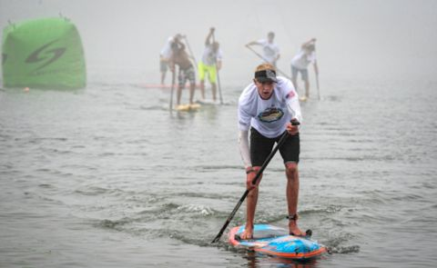 Getting Serious About SUP Race Training