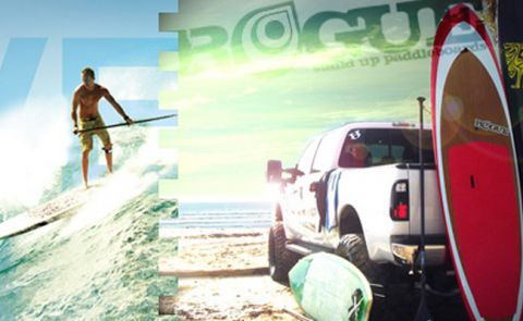 Rogue SUP Announces New Sales Vice President