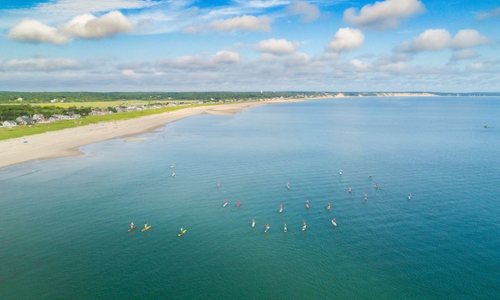 Cape Cod Bay Challenge SUP Event Returns for its 14th Year