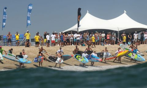 Jamie Mitchell's Inaugural Waterman's Festival Video Recap