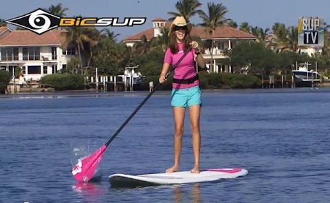 BIC SUP & Heliconia Press Share How To SUP Series