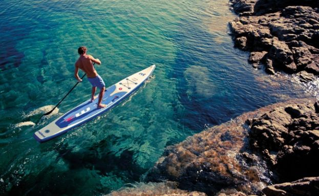 Mistral Stand Up Paddle Board Gear Set For 2014