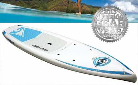 The BIC SUP Wing Ace-Tec Wins 2013 Outside Magazine Gear of the Year Award.