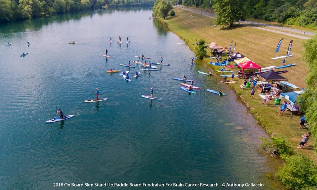 On Board Paddling Fundraiser Set To Mark Sixth Year